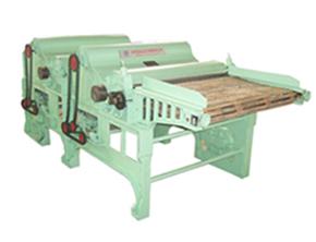 roller cotton fluffing machine
