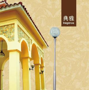 aluminium light pole flagpole supplier