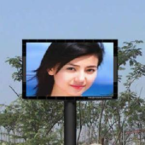 outdoor led display video wall screen advertising commercial chin manufact