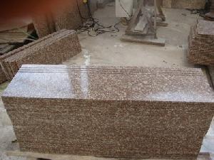 granite stair
