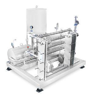 pasteurizer homogenizer 15 55 kw