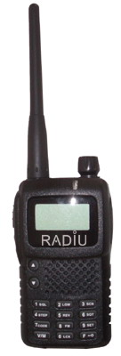 2 radius transceivers th f5 handheld radios interphones amateur ham r 6200