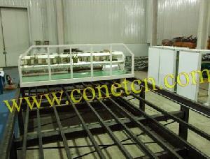 industrial fence mesh welding machine