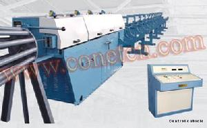 deformed steel wire cutting machine