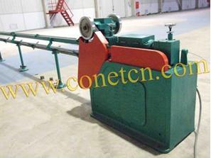 wire straighten cutting machinery