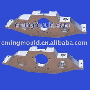 casting präzisionsteile aluminium machinie teile cnc bearbeitung