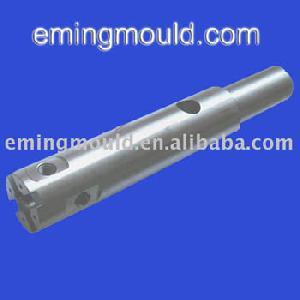 peças de alumínio turninig