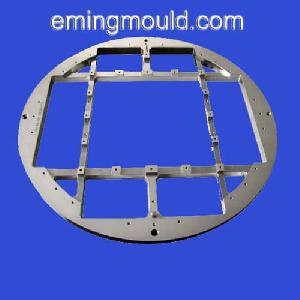 piezas de acero inoxidable precisión