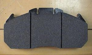 disc brake pads factory
