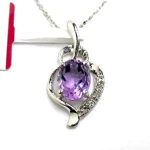 factory sterling silver amethyst pendant ring tourmaline earring citrine earrin