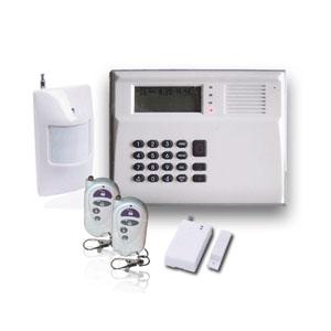 patrol hawk security home guardian 433 wireless alarm