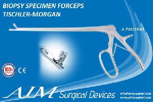 tischler morgan biopsy forcep
