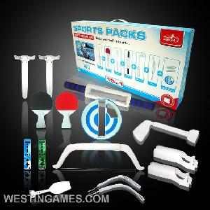 wii motion plus sports resort 15in1 pack