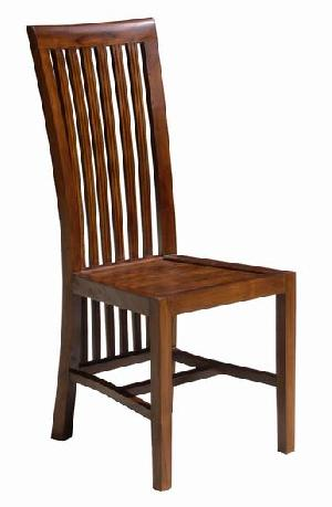 ch 0114 mahogany dining chair restaurant diningroom kiln dry wooden indoor furniture