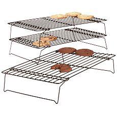 3 tier cooling rack