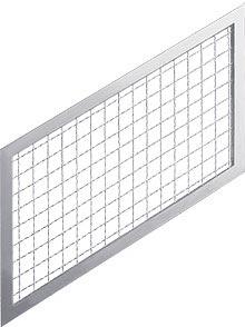 intermediate crimp screens