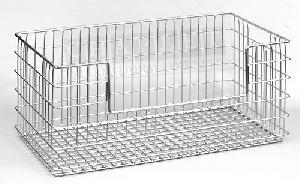 sterile basket stainless steel