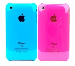apple iphone 3gs 3g clear crystal case
