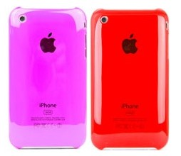 iphone 3gs 3g clear crystal case