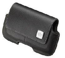 leather horizontal pouch storm