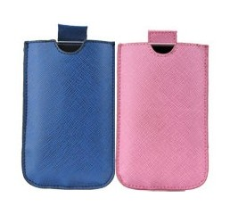 leather sleeve case pouch holder cover iphone 3gs 3g pink blue