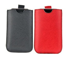 leather sleeve case pouch holder cover iphone 3gs 3g