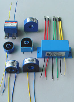 miniature current transformers \ electronic watthour meter dc immunity