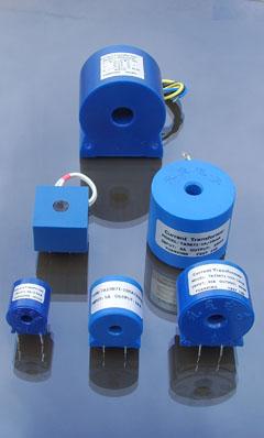 zero flux current transformers \