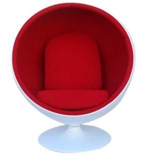ball chair egg