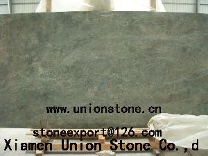 costa rose granite slab ocean green xiamen union stone co
