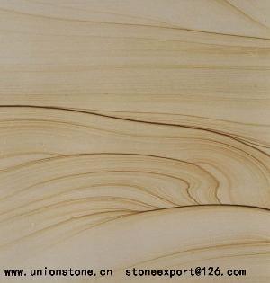 sandstone wooden vein slab wood grain sandstones