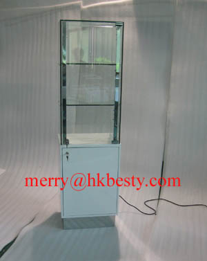 glass sunglass cabinet