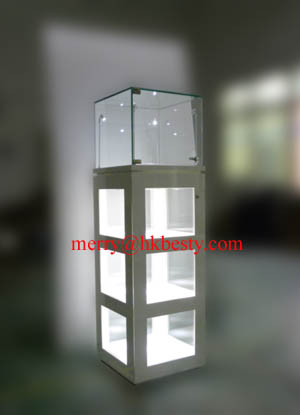 jewelry display stands showcases