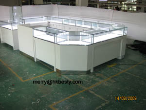 wooden glass shop counter display showcases case showcase jewelry watch