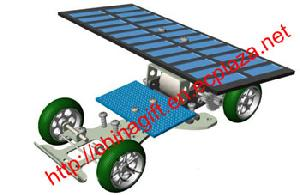 solar car racer board