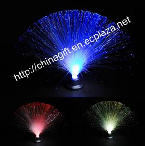usb fiber light fascinating gift