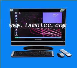 pc tv computer integrated lcd bank hotel house