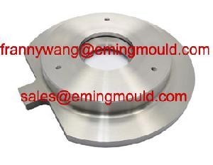 7075 piezas en aleación de aluminio mecanizado precisión