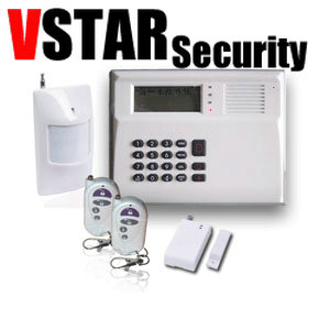 ademco id gsm wireless alarm system