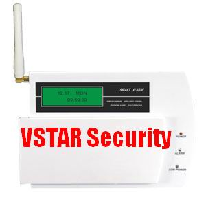 alarm panel id network gsm sms systems