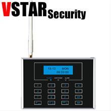 gsm alarm system remote monitoring security homes vstar