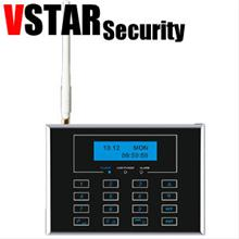 security fire intruders gsm wireless wired vstar