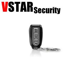 wireless 433mhz keyfob pt2262 keychain gsm alarm systems