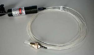 green 532nm fiber coupled laser mode