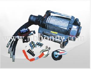 recovery atv hydraulic winch