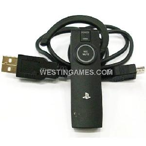 ps3 bluetooth headset pulled