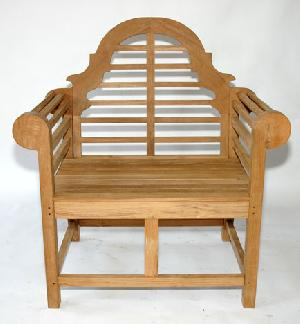 teka marlboro arm chair outdoor indoor teak garden furniture bali java jepara indonesia