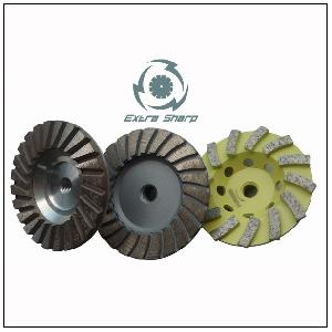 diamond grinding cup wheel dcw 01