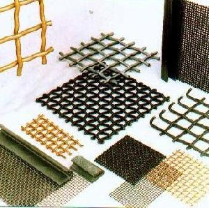 woven wire cloth quarry mining screen mesh