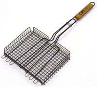 stainless fish grill basket